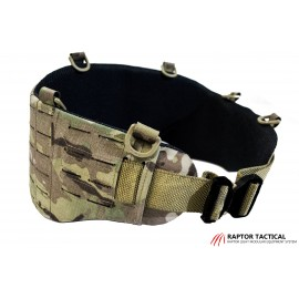 Raptor Heavy Load Profiled Tactical Belt