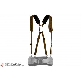 RAPTOR 4 XO-POINT SUSPENDERS