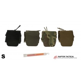 Raptor Dump Pouch with ChemLight holder