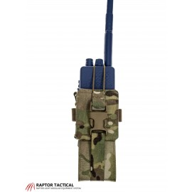 Raptor Tactical Yarn Universal Radio Pouch