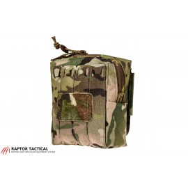 Raptor Medium Utility Pouch with ChemLights