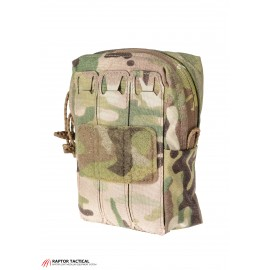Raptor Small Utility SHIELD Pouch with ChemLights
