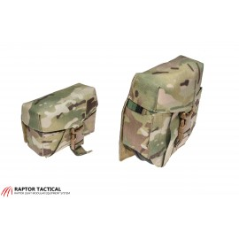 Raptor Skin Pouch for M249 SAW NUTSACK soft pouch