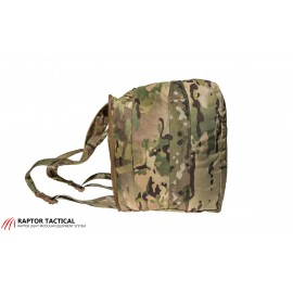 Raptor Ranger Alice Pack Sleeping Compartment