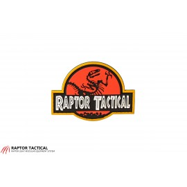 Raptor Prehistoric Patch