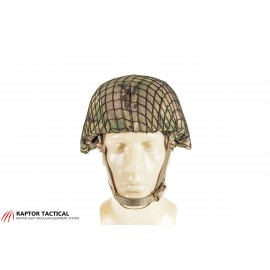 ARMY COMBAT HELMET NET COVER WWII STYLE